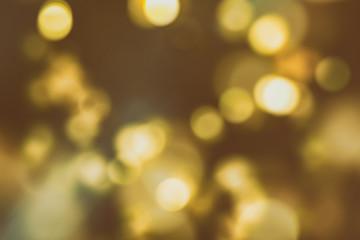 Bokeh lights, festive party bakckground, New Year wallpaper