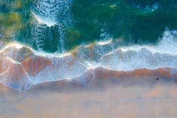 Beach landscape photo