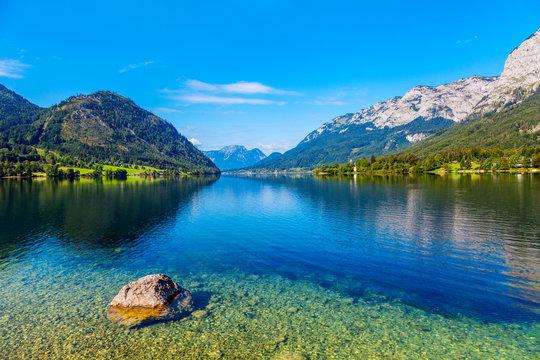 Grundlsee, Österreich