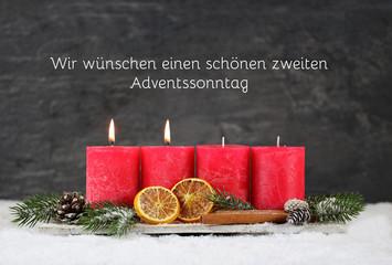 Zweier Advent