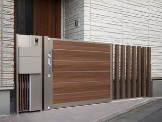 Fototapete - 住宅の門