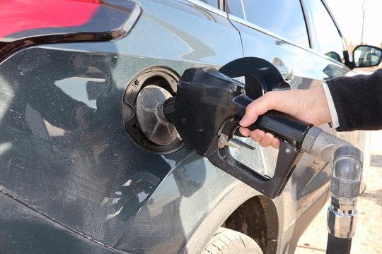 ガソリン給油 Gasoline refueling foreign countries drive