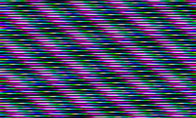 Interlaced pixel glitch abstraction background