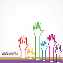 International Human Rights Day -10 December