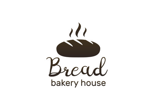 Bakery and bread shop logos, labels and badges