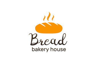 Bakery and pastries vector labels, badges and logo. Bakery and bread shop logos