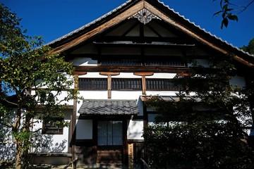 Gesshin-in Buddhist temple, Kyoto, Japan