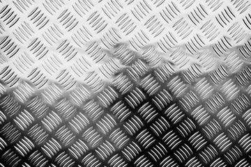 Arrière plan plaque en métal argenté motif grain de riz