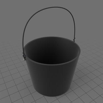 Bucket with handle
