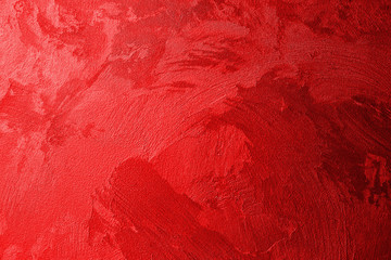 Texture of red wall