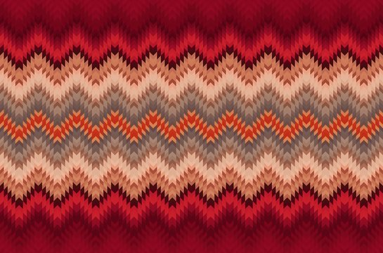 Pattern sweater christmas seamless background, knit textile.