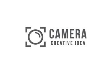 Creative Camera Logo and Icon Template