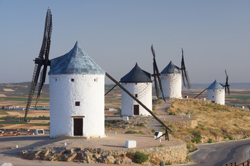 Canvas Prints Mills The mills of Don Quixote.