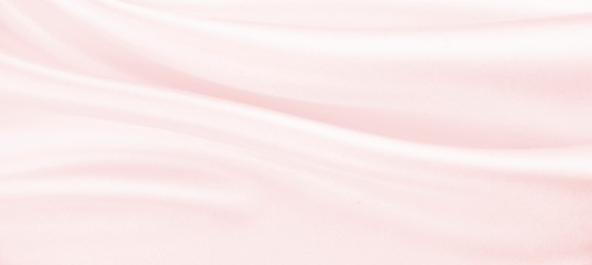 Pink satin and silk fabric for backgrounds