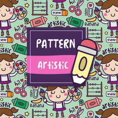 Pattern School Artistic
