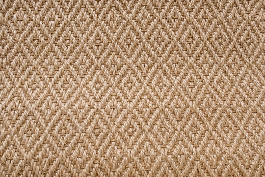 Natural sisal matting surface,texture background.