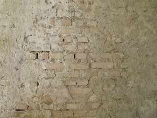 Papiers peints Vieux mur texturé sale texture of old wall