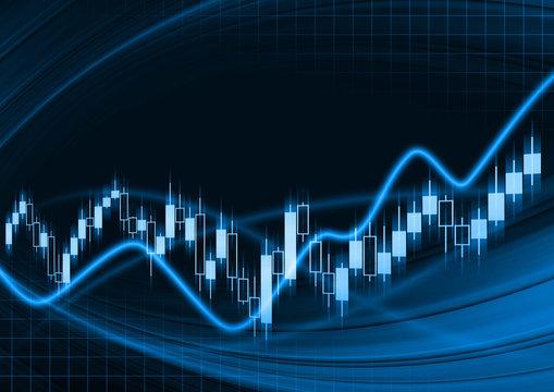 株式や為替取引の背景
