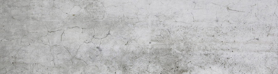concrete white wall