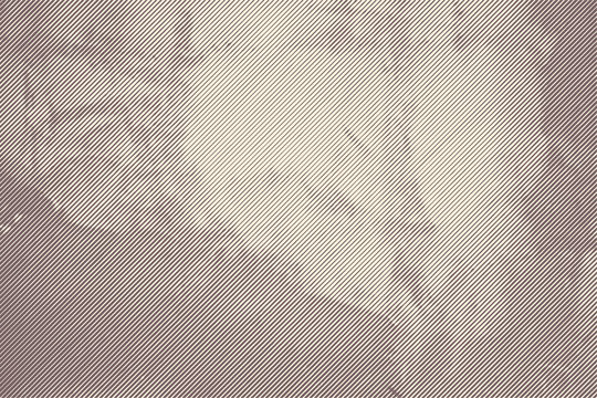 Cement Wall Texture, Abstract Background, Retro Engraving Style. Vector Illustration
