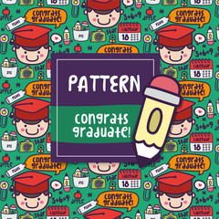 pattern_school_congrats_graduate