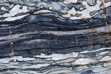 Tuinposter Marmer Quartzite texture as part of your superior individual design.