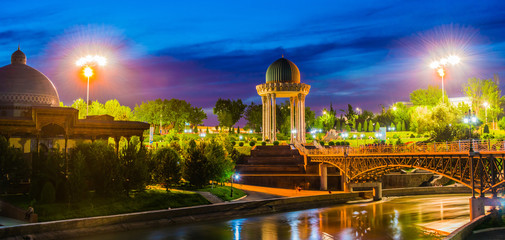 Memorial to the Victims of Repression in Tashkent, Uzbekistan Wall mural