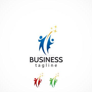 success and achievement logo