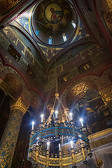 Cathedral of Curtea de Arges (Romania, Europe)
