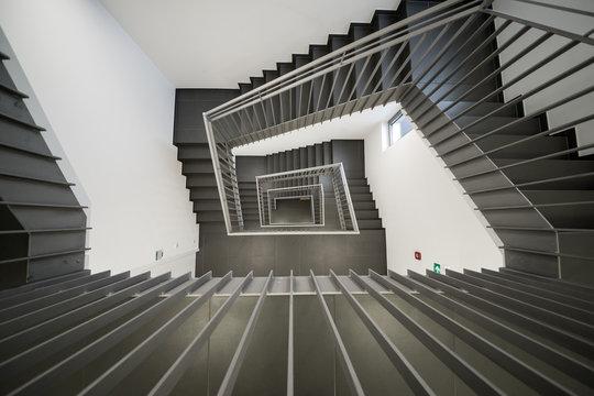 Treppenhaus, innen