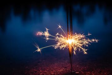 Wunderkerze, sparkler