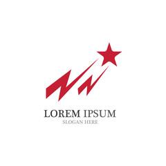 star symbol and logo and symbol