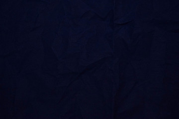 Factory fabric dark blue velvet texture background
