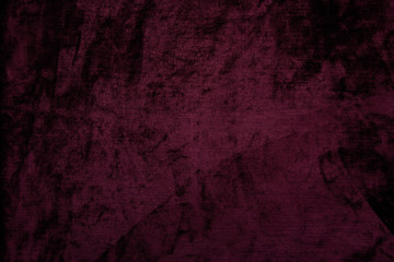 Purple velour velvet texture background