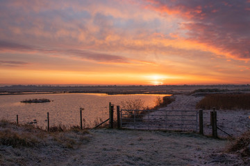 Marshside Sunrise