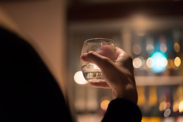 Bar・男性
