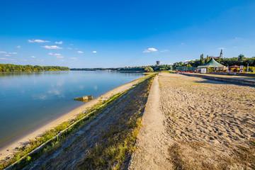 Danube River Bank - Vukovar, Podunavlje, Croatia