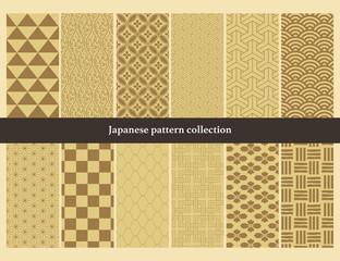 和柄 パターン集1