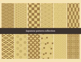 和柄 パターン集3