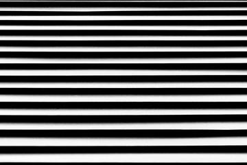 horizontal black and white lines