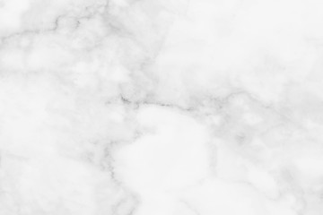 Photo sur Aluminium White marble texture with natural pattern for background or design art work or cover book or brochure, poster, wallpaper background and realistic business.