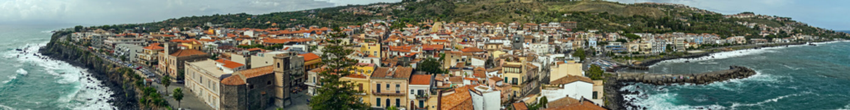 foto panoramica Acicastello 25c26