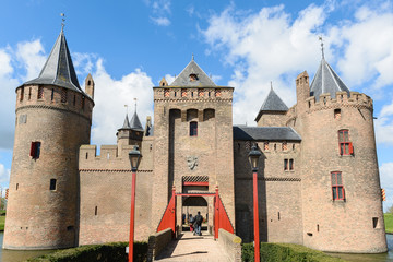 Muiderslot Castle, Muiden, The Netherlands