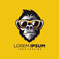 Logo, Abstract Logo, illustration, lion, abstract, modern, design, digital,  creative, power, king, logo, wildlife, leo, wolf, black, Colors