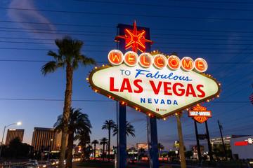 Deurstickers Las Vegas Las Vegas - USA