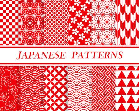 和柄パターン セット 01