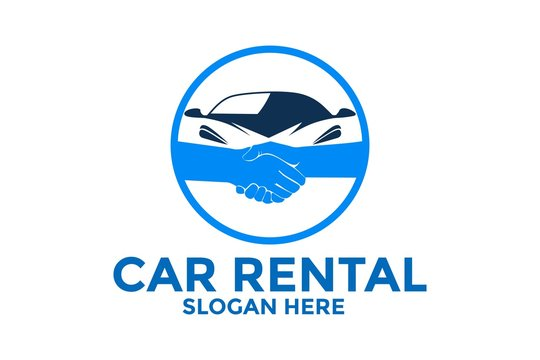 Car Rental Logo design vector, Car Deal logo icon ,Template logo