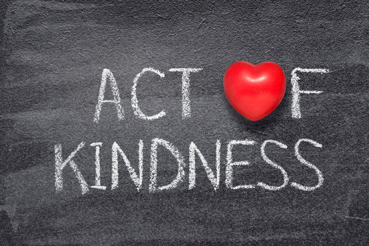 act of kind heart