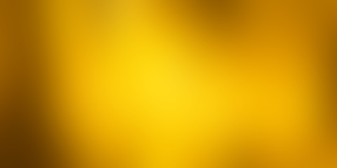 Fotobehang - soft yellow motion gradient background. gold backdrop template background