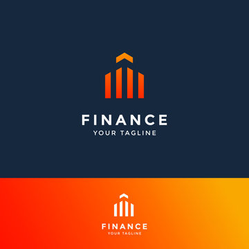 finance logo template for all business